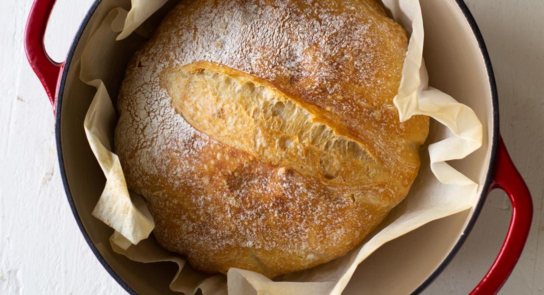 Tips For Making Bread In Cast Iron Lodge Cast Iron