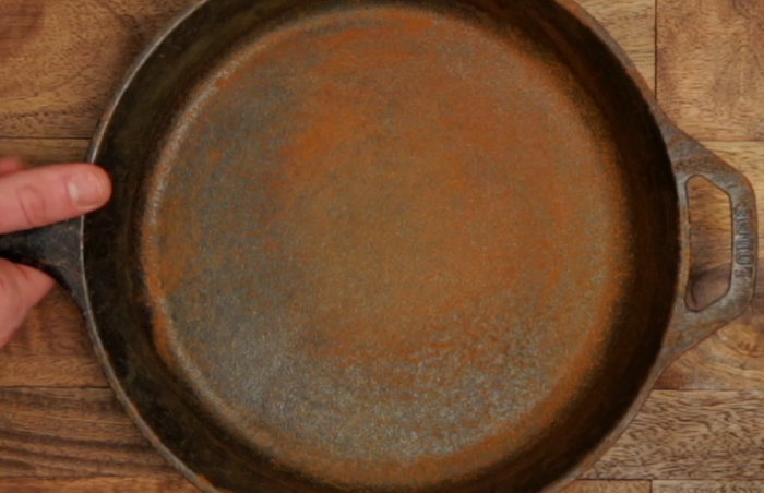 Cast Iron Cleaning How To Clean Cookware Lodge