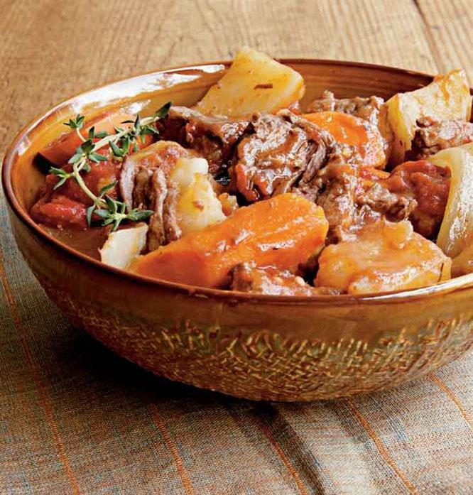 Oven Beef Stew Lodge Cast Iron